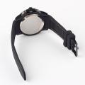 Schwarze Silikon Uhr Männer