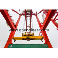 Semi-Automatic and Hydraulic Container Spreader