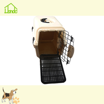 Plastflygbolagsresande Pet Carrier
