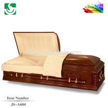 buy JS-A604 trade assurance supplier high gloss casket supplier