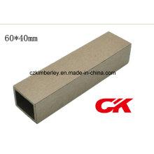 Hochwertiger Holz Kunststoff Verbund WPC Zaun