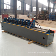 C U Shape light steel framing machine steel structure drywall profile making machine