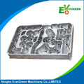 Casted and CNC machining telecommunication part