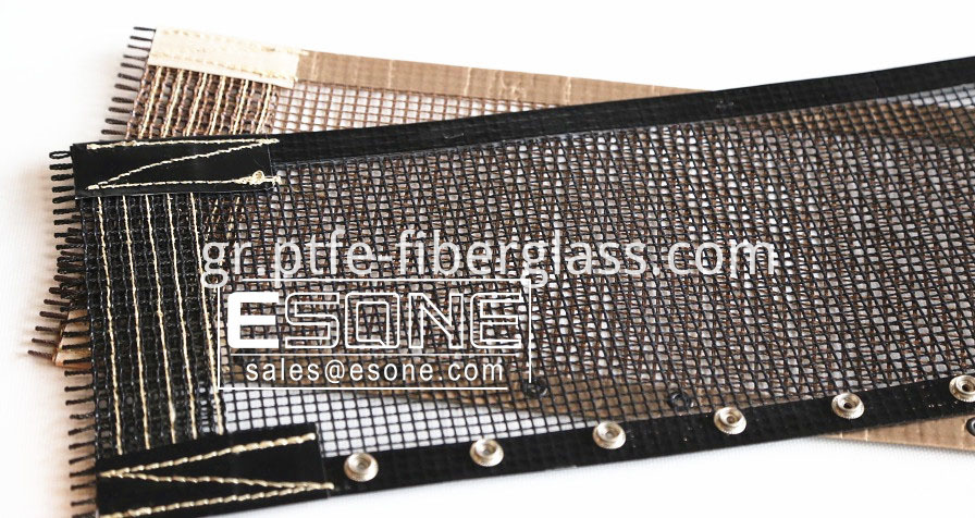 PTFE mesh belt for industry