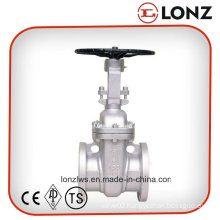API Wcb Flanged Bb Outside Wedge Gate Valve