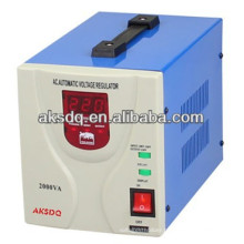 SVR/AVR-2000VA relay type auto home voltage stabilizer