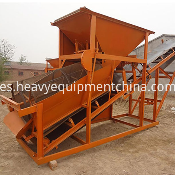 Gravel Screening Equipment