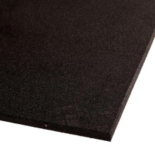 15mm Black Gym Rubber Mat