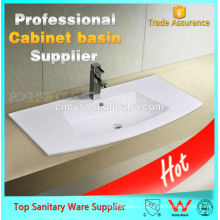 сделано в Китае ванной комнаты маленького размера необычные умывальник