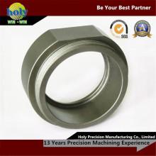 Peças de giro fazendo à máquina do CNC das peças do CNC do alumínio do suporte 6061 do rolamento