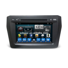 Factory Android 6.0 / 7.1 Doppel-Din Suzuki New Swift 2017 Auto DVD-Player GPS-Navigationssystem mit MP3 BT Radio Musik-Player