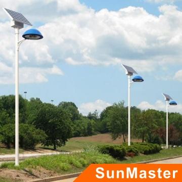 30W solarbetriebene Straßenbeleuchtung