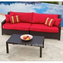 Hot sale Outdoor All Weather cafetières et chaises