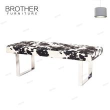Le meilleur meuble élégant maison salon se détendre banc ottoman