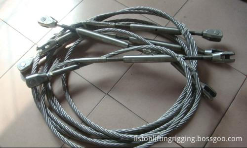 wire rope sling