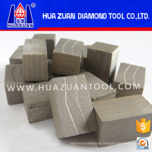 Duarable Granite Cutting Blade Segment for Sale