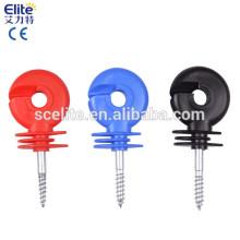isolateurs à vis à bois / isolateurs de clôtures électriques