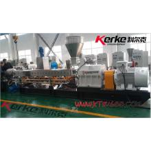 500~1000kg/h PS Anti-flame masterbatch twin screw extruder