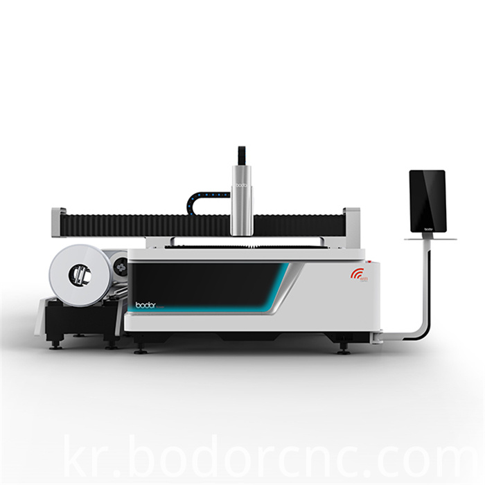 Good performance 3000w laser cutting machine