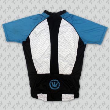 100% полиэстер мужской короткий рукав Велоспорт одежда