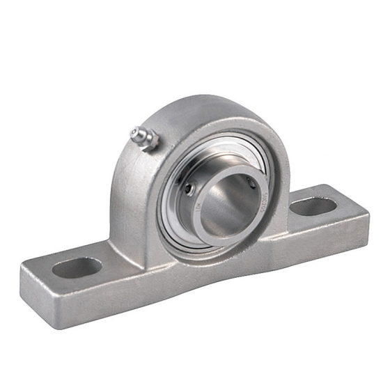 Stainless Steel Silver Bearing SSUP000 Series