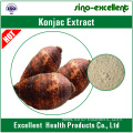 natural Konjac Extract fine powder