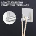 Bath Towel Adhesive Hooks