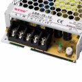 Tipo delgado 75W 12V fuente de alimentación de conmutación de voltaje constante