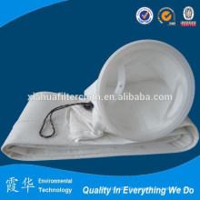 100% polyester sac de filtre de 25 microns pour la filtration des liquides