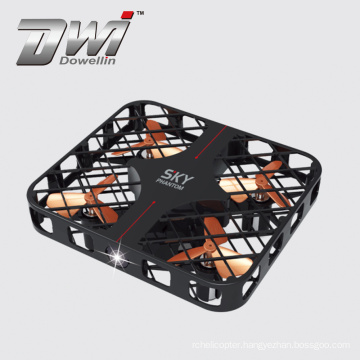 DWI Dowellin Protective frame safe drone for child mini rc drone