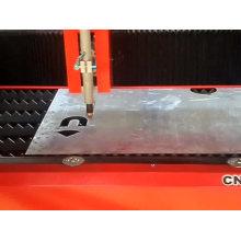 1500 * 3000 мм листового металла резки плазменной резки с чпу машина