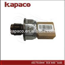 Capteur de pression de rail commune à carburant à bas prix 03L906054 85PP26-93 pour Audi VW