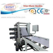 Bandas de borde de los muebles del PVC que hacen cadena de producción de la máquina