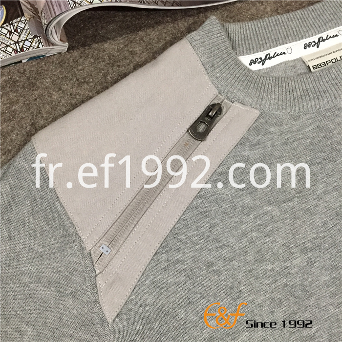100%cotton sweater