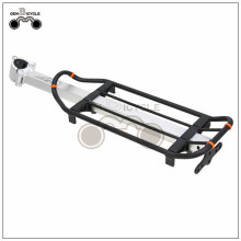 Alloy high quality quick release bicycle back rack
