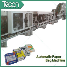 Auto Control Tuber Paper Bag Making Machine
