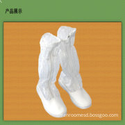 Comfortable Women Esd Anti Static Safety Work Shoes Booties With Pu Sole