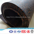 indoor & outdoor rubber roll for gym