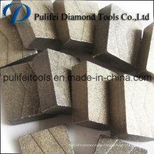 Block Schneiden Segment Hard Rock Stein Werkzeuge Diamant Segment