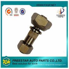 Boulon de moyeu de roue de pièces d'auto en gros de qualité de la poussière de luxe de Fxd