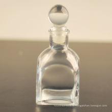 150ml Square Diffuser Glass Bottle
