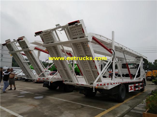 6T 4 Cars Tow Trucks
