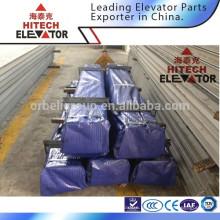 Elevador de passageiro guia trilho / guia ferroviário para elevador / T114