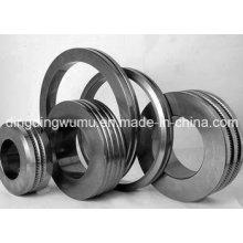 Boa desgaste resistência anel de carboneto de tungstênio para colar Roll