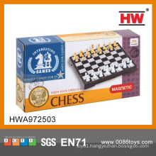 Fold Magnetic International Personalized Chess Set