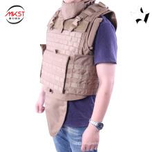 MKST648 Series Full Protection Outer Wear Bulletproof Vest Nij Level Iiia Body Armor Vest