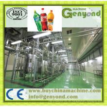Komplette Fruchtsaft-Produktionslinie
