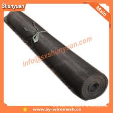Aluminiumlegierung Siebnetze / Aluminiumfensterschirm / Aluminiuminsekt-Schirmfabrik