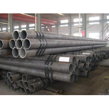 Seamless Steel Pipe Coated with Oil or Galvanized
