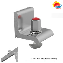 Stylish PV Fixed Roof Bracket Solution (NM0437)